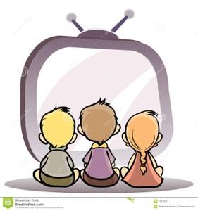 โทรทัศน์กับเด็ก