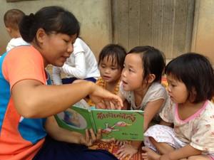 ๑๐ นาที อ่านหนังสือดีให้เด็กฟัง