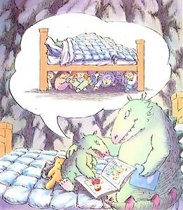 อสุรกายใต้เตียง